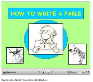 How to Write a Fable pic