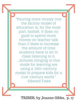 Edward Fiske quote