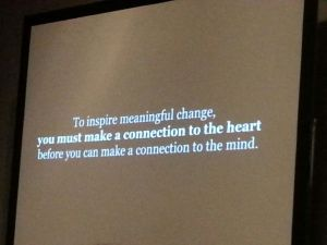 George Couros connect to the heart