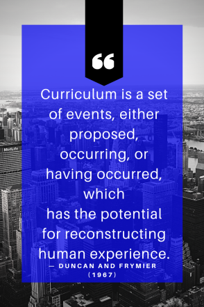 Curriculum Quote for Inst Model Blog Post